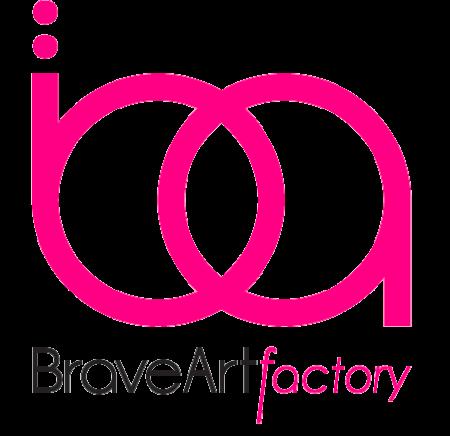 logo braveart